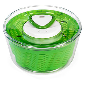 Zyliss ZYLISS EASY SPIN 2 LARGE SALAD SPINNER GREEN