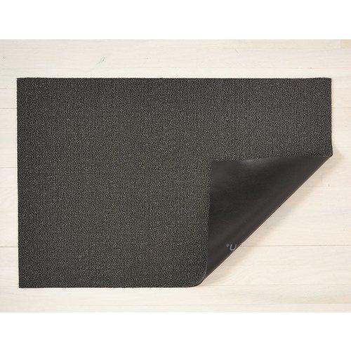 Chilewich Big Mat Solid Shag MERCURY 36x60 inches