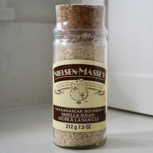 NIELSEN-MASSEY Pure Vanilla Sugar MADAGASCAR BOURBON NEILSEN-MASSEY