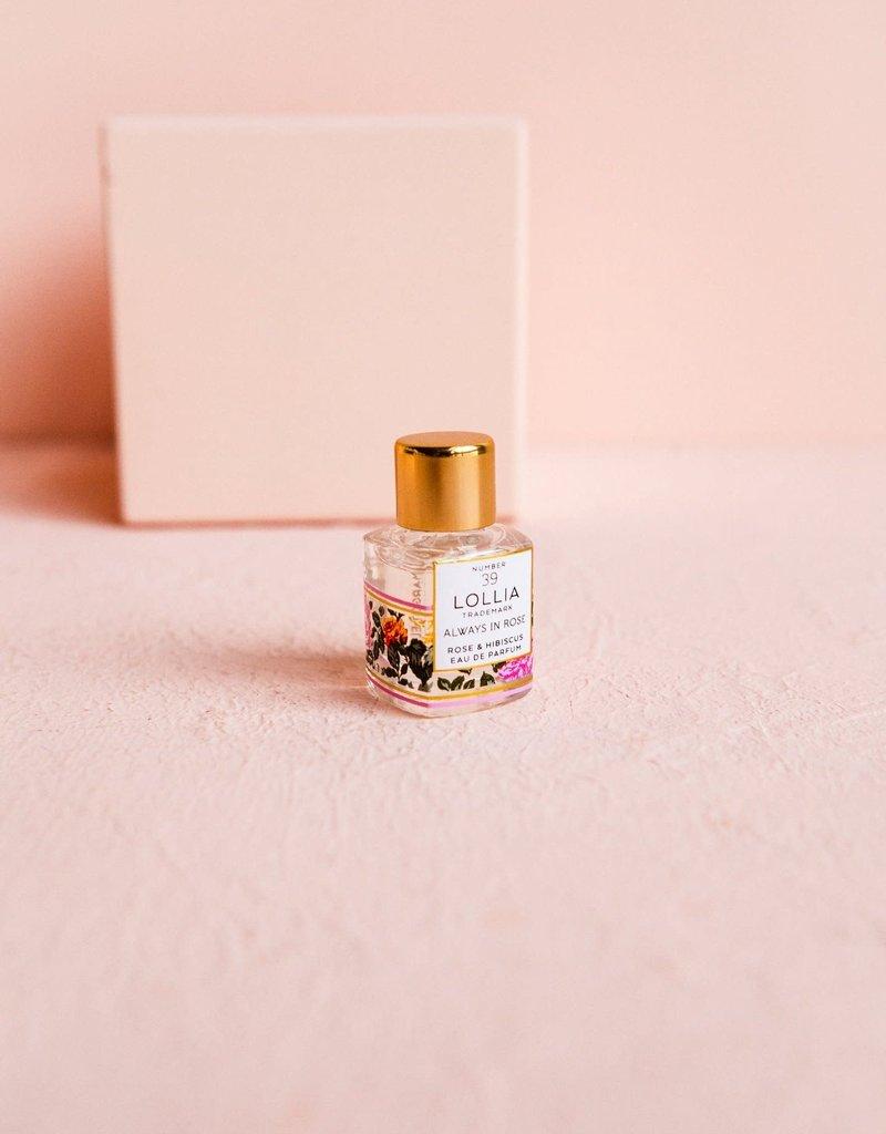 LOLLIA MINI PARFUM - ALWAYS IN ROSE