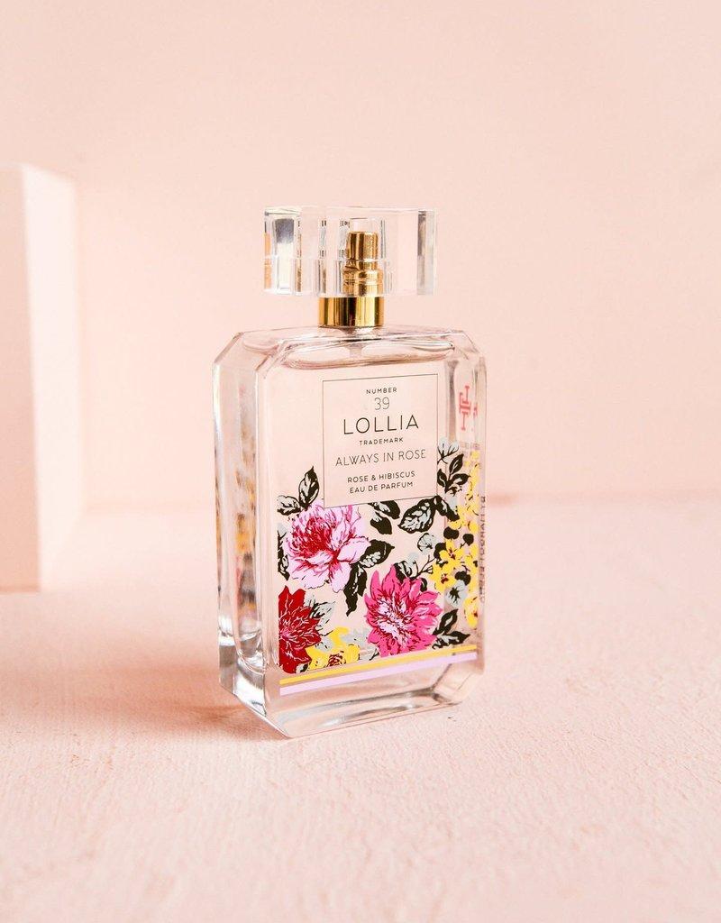 LOLLIA EAU DE PARFUM - ALWAYS IN ROSE