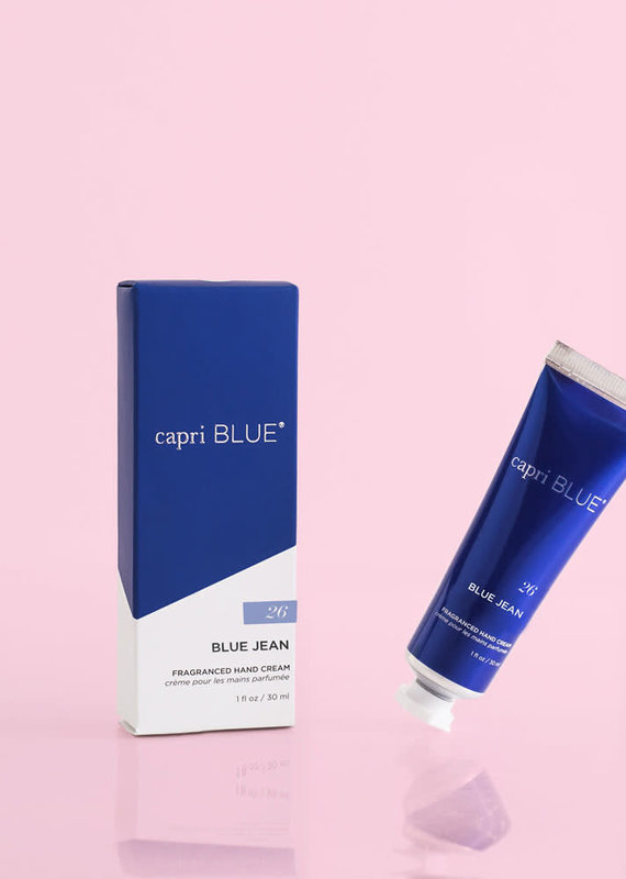CAPRI BLUE BLUE JEAN MINI HAND CREME
