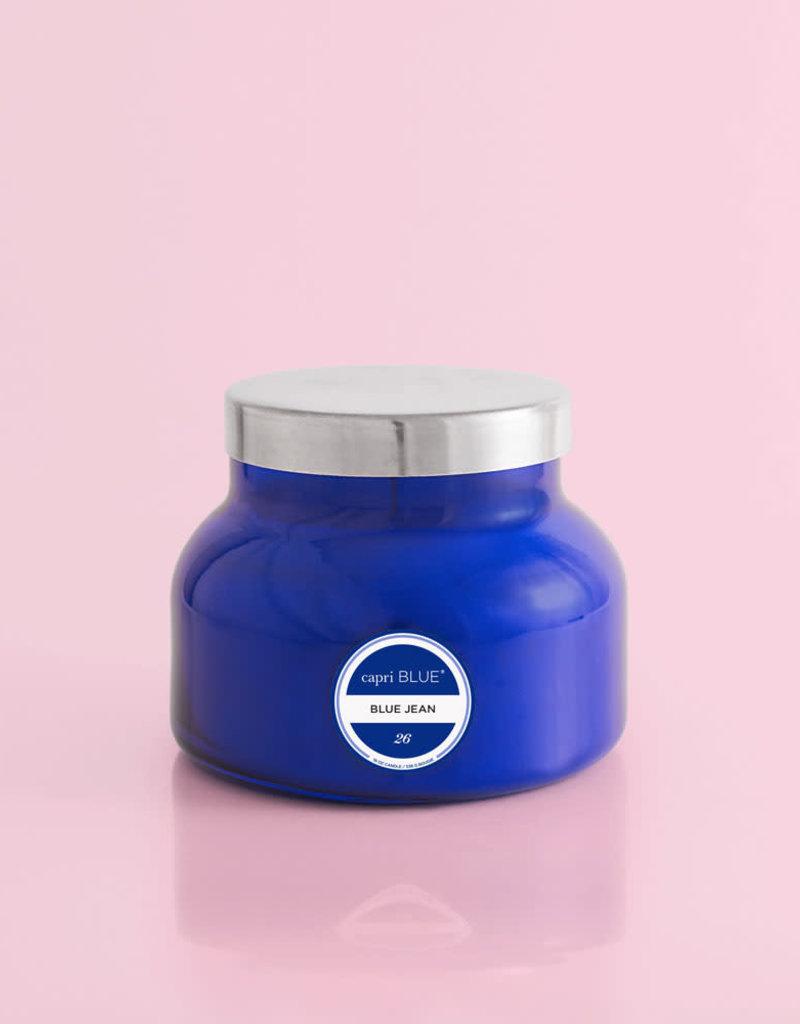 CAPRI BLUE BLUE JEAN SIGNATURE BLUE CANDLE