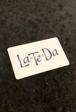 LATEDA GIFTCARD