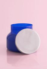 CAPRI BLUE VOLCANO SIGNATURE BLUE CANDLE