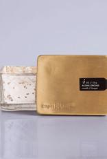CAPRI BLUE ALOHA ORCHID MERCURY BOX CANDLE