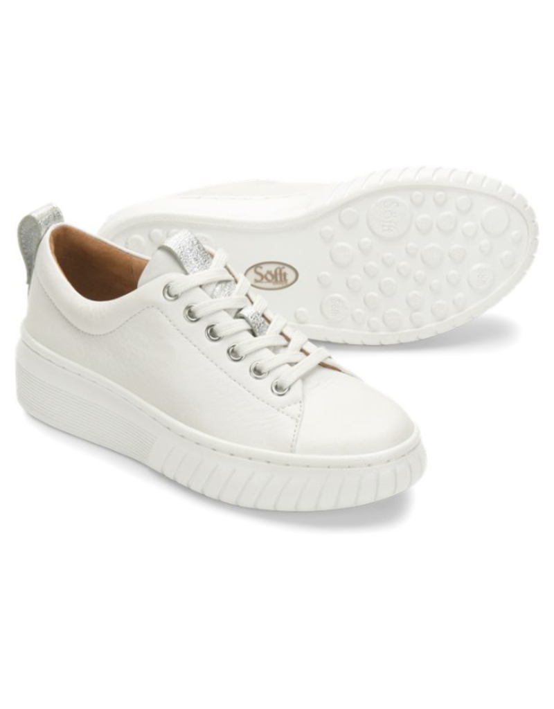 SOFFT SHOES PACEY SNEAKER - WHITE
