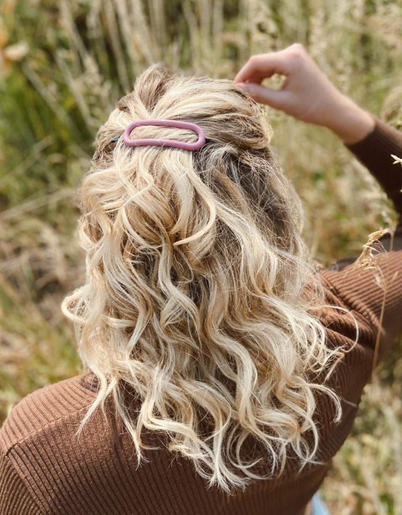 NAT + NOOR BYRON HAIR CLIP - PINK
