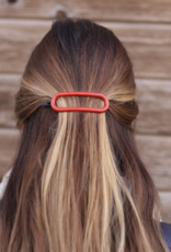 NAT + NOOR BYRON HAIR CLIP - ORANGE