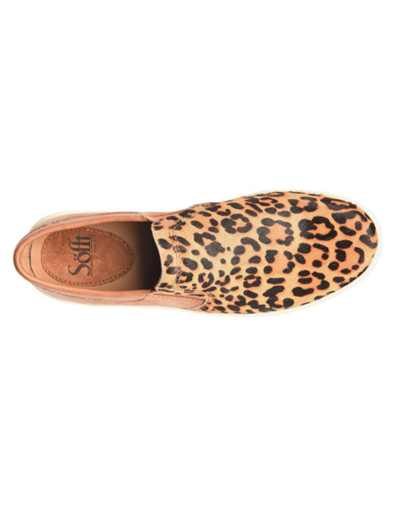 SOFFT SHOES SOMERS III SLIP-ON - LEOPARD