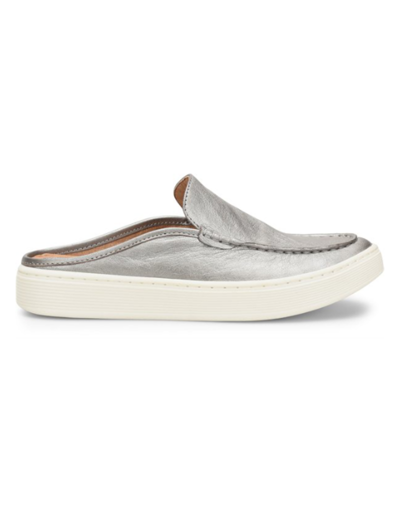 SOFFT SHOES SOMERS MOC SNEAKER - STEEL