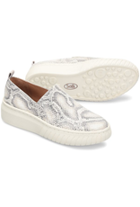 SOFFT SHOES POTINA SNEAKER - WHITE SNAKE