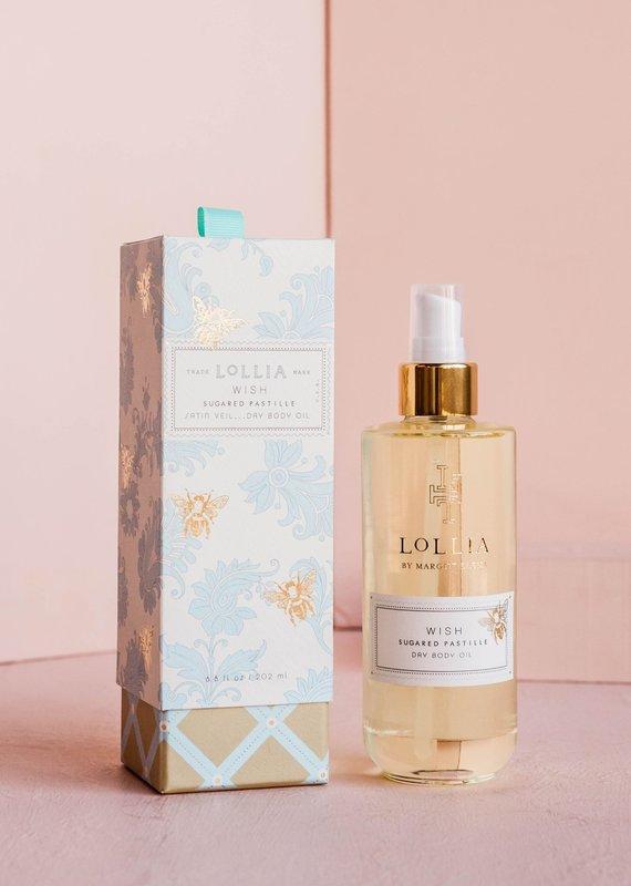 LOLLIA WISH | DRY BODY OIL
