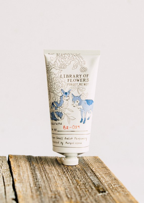 LIBRARY OF FLOWERS FORGET ME NOT - HAND CREME