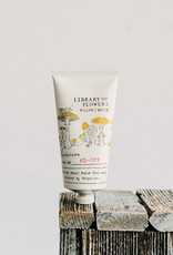 LIBRARY OF FLOWERS WILLOW & WATER - HAND CREME