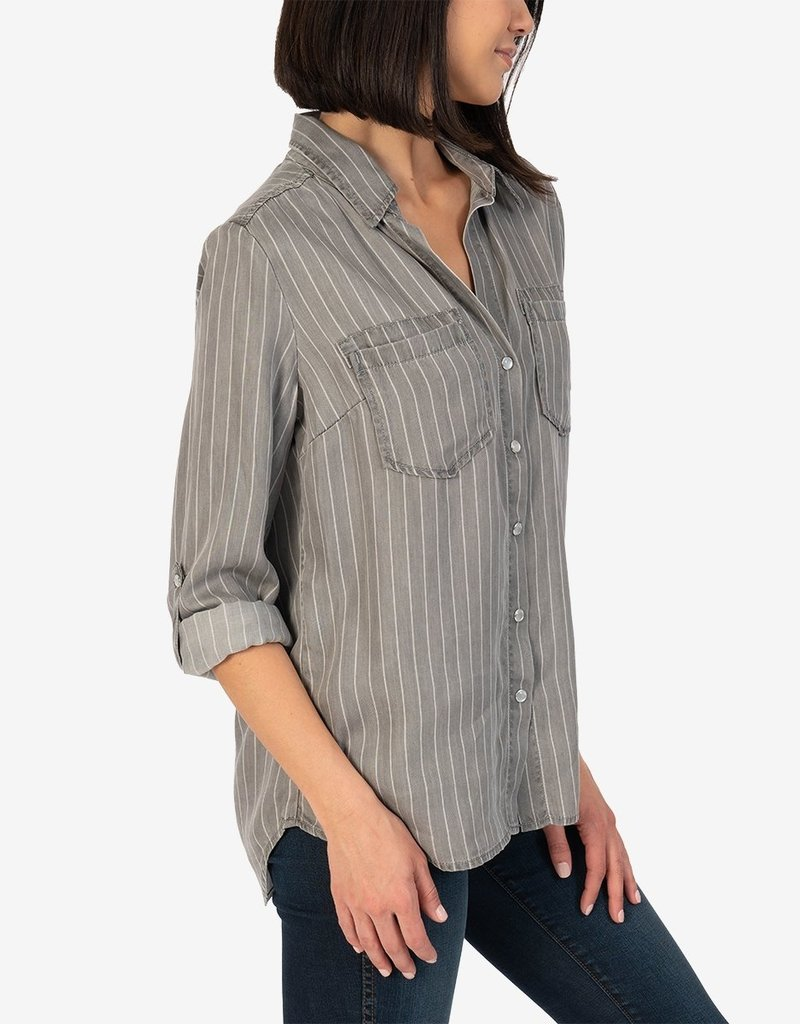 KUT FROM THE KLOTH HANNAH BUTTON-DOWN