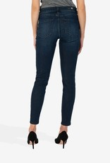 KUT FROM THE KLOTH CONNIE HIGH RISE FAB AB SLIM FIT ANKLE SKINNY (ECO FRIENDLY - PERSONALLY WASH