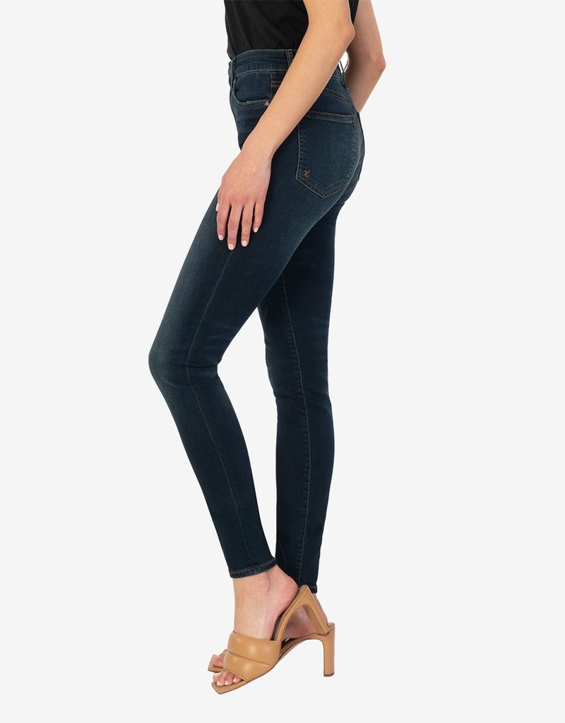 KUT FROM THE KLOTH MIA HIGH RISE FAB AB SLIM FIT SKINNY-ENDLESS WASH