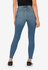 KUT FROM THE KLOTH CONNIE HIGH RISE FAB AB SLIM FIT ANKLE SKINNY-PERSONAL WASH