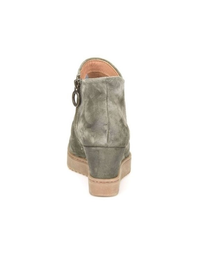 SOFFT SHOES SIRI-OLIVE FATIGUE SUEDE