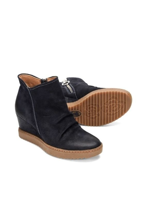 SOFFT SHOES SIRI | BLUE SUEDE