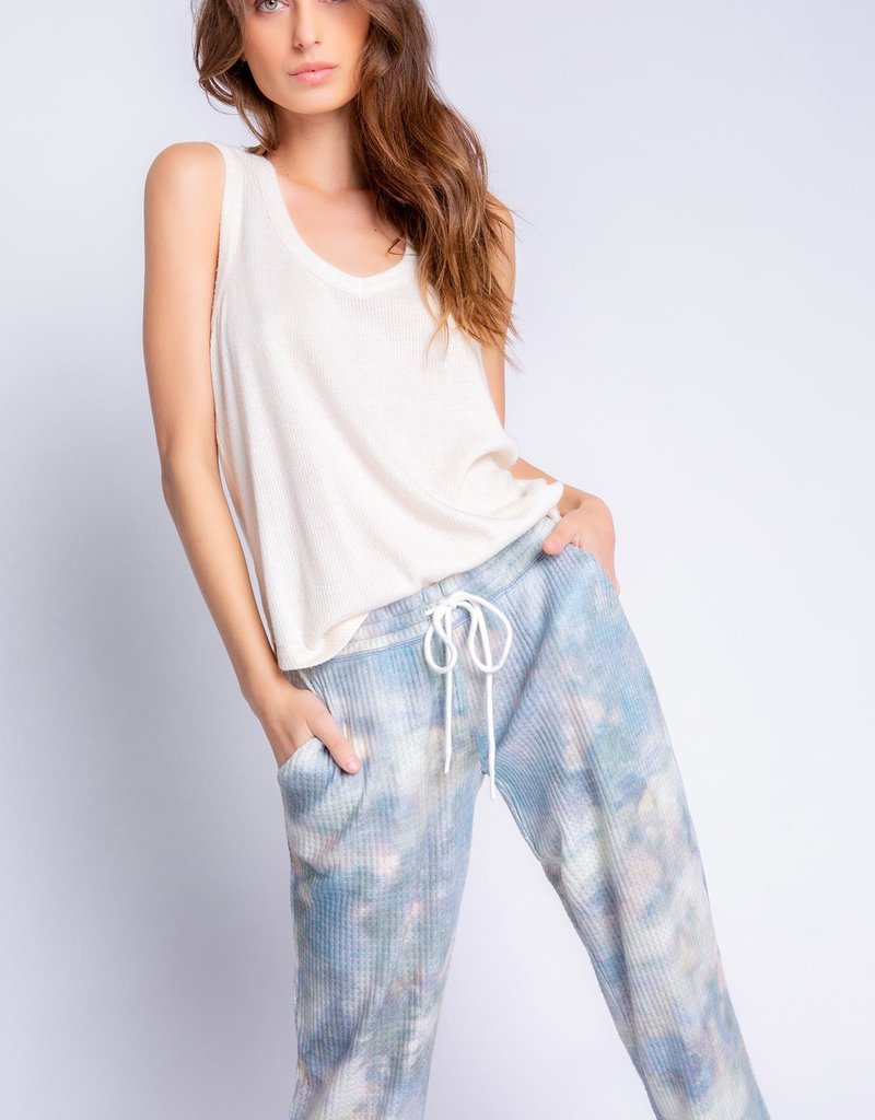 PJ SALVAGE CLOUDY DAYS BANDED PANT