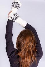 PJ SALVAGE SANTA FE COZY ARM WARMER