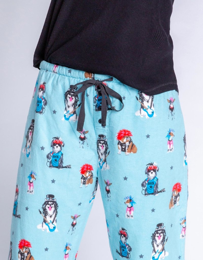 PJ SALVAGE FLANNEL PANT | YOU ROCK