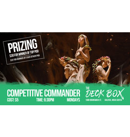 Events Competitive Commander (CEDH)
