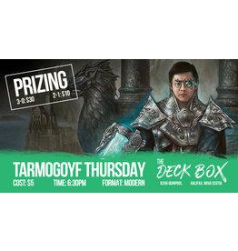 Events Tarmogoyf Thursday