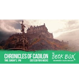 Events Chronicles of Cadilon