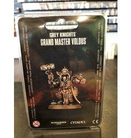 Warhammer 40K Grand Master Voldus