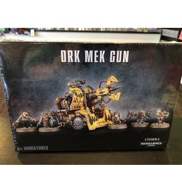 Warhammer 40K Mek Gun: Smasha Gun / Bubblechukka / Traktor Kannon / Kustom Mega-Kannon