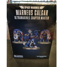 Warhammer 40K Marneus Calgar, with Victrix Honour Guard