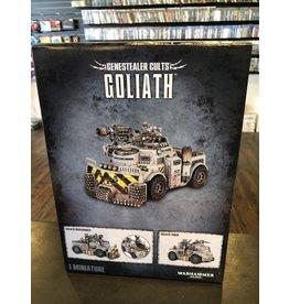 Warhammer 40K Goliath Truck / Goliath Rockgrinder