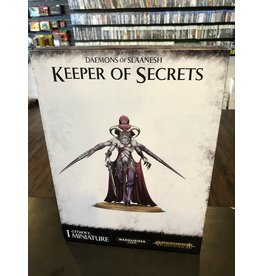 Age of Sigmar Keeper of Secrets / Shalaxi Helbane