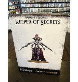 Age of Sigmar Keeper of Secrets