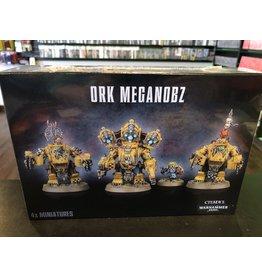 Warhammer 40K Big Mek in Mega Armour / Meganobz