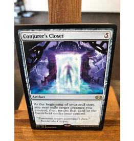 Magic Conjurer's Closet  (2XM)