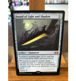 Magic Sword of Light and Shadow  (2XM)