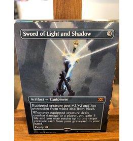 Magic Sword of Light and Shadow  (2XM)(SHOWCASE)