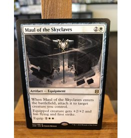 Magic Maul of the Skyclaves  (ZNR)
