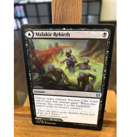 Magic Malakir Rebirth // Malakir Mire  (ZNR)