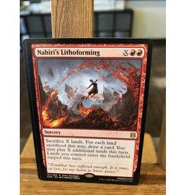 Magic Nahiri's Lithoforming  (ZNR)