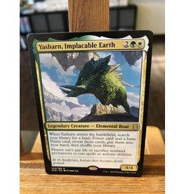 Magic Yasharn, Implacable Earth  (ZNR)