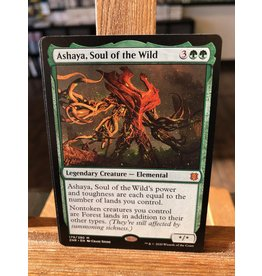Magic Ashaya, Soul of the Wild  (ZNR)