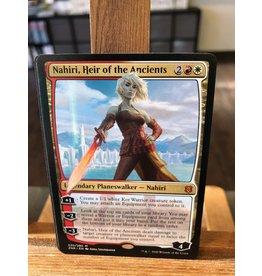 Magic Nahiri, Heir of the Ancients  (ZNR)