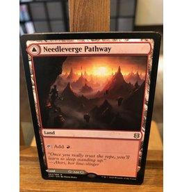 Magic Needleverge Pathway // Pillarverge Pathway  (ZNR)