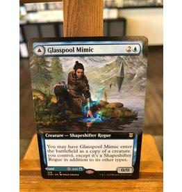 Magic Glasspool Mimic // Glasspool Shore  (ZNR)(EXTENDED ART)