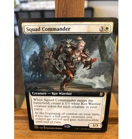 Magic Squad Commander  (ZNR)(EXTENDED ART)